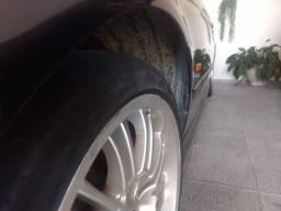 BMW rodas+pneus aro 18
