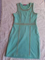 Vestido novo usado apenas uma vez.