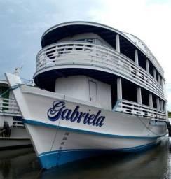 Barco completo para a venda