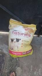 Título do anúncio: Ração naturalis 20 kg adulto raça pequena