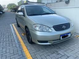 Título do anúncio: Corolla 2003/2004 Conservadíssimo