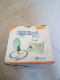 Nebulizador medular plus bivolt (usado)poucas vezes.