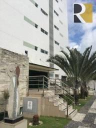Título do anúncio: Apartamento com 1 dormitório para alugar, 40 m² por R$ 1.500/mês - Manaíra - João Pessoa/P