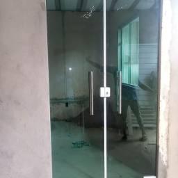 Título do anúncio: Blindex (porta, janela, box e muito mais)