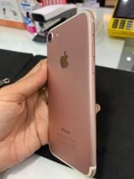 iPhone 7 rose impecável
