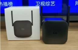 Repetidor Xiaomi Mi Pro 300M preto 100V/240V
