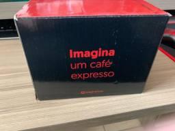 Mini cafeteira expressa da Imaginarium