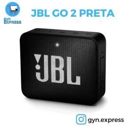 JBL Go 2 Midnight Black à prova d'água
