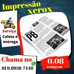 Xerox Impressão, livros, apostilas Etc