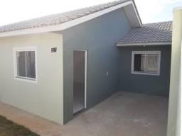 Casa em Colônia Dona Luiza, Ponta Grossa/PR de 51m² 2 quartos à venda por R$ 125.000,00