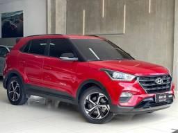 Creta Sport 2.0 Automático 2018 ESTADO DE ZERO - INFINITY CAR