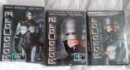 Trilogia Robocop - Dvds Lacrados