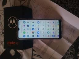 Moto E 7plus 64 gb