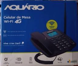 Telefone rural Aquario wi-fi