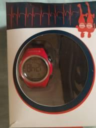 Relógio monitor cardíacoGonew