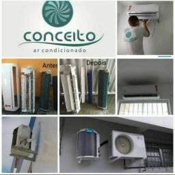 Serviços especializados em Ar Condicionado - Conceito Ar Condicionado