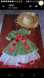 Vestido de São João novos