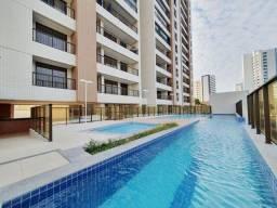 Título do anúncio: Apartamento com 3 dormitórios à venda, 105 m² por R$ 620.000,00 - Guararapes - Fortaleza/C