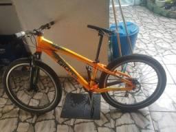 Bike gios semi nova