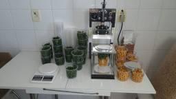 Máquina de selar copos