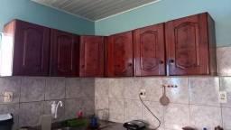Armário de cozinha em L