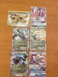 Vendo Cartas Pokémon