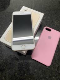 iPhone 7 Gold 32gb condição de zero