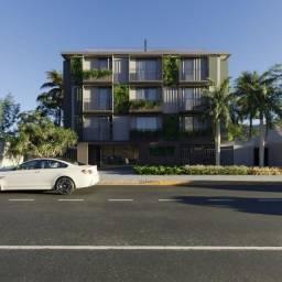 Apartamento em Cabo Branco com 3 quartos e snooker bar bicicletário. Em construção