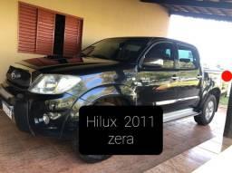 HILUX SRV PRETA 2011