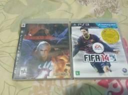 Jogos PS3 promoção