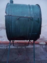 Churrasqueira usada