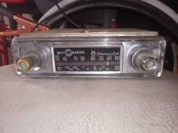 Título do anúncio: Rádio motoradio Fusca 70
