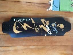 Shape de longboard