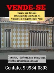 Título do anúncio: Vende-se Casa no São Bernardo