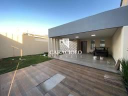 Título do anúncio: CA- 145 Excelente casa no Bairro Recanto do Sol, Anápolis.