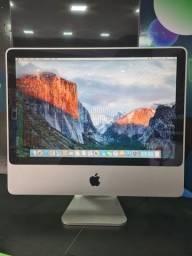 """Computador iMac 20"""" 2008 CORE 2 DUO 4GB RAM 250GB HD"""