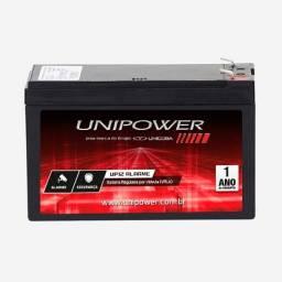 Bateria Selada 12V/7A UP1270SEG Unipower