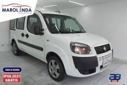 Título do anúncio: Fiat Doblo Essence 1.8 7L - Único dono- Ipva Pago - 2020