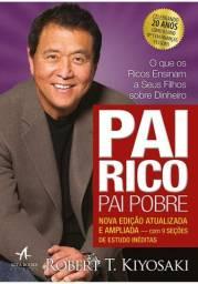 Título do anúncio: Pai Rico, pai Pobre: Edição de 20 Anos Atualizada e Ampliada