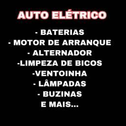 Título do anúncio: Auto elétrico na Vila barão - Sorocaba