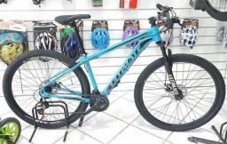 Título do anúncio: Bicicleta Ultimate Azul