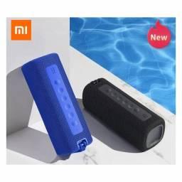 Caixa De Som Portátil Xiaomi Mi Portable Bluetooth Speaker (16w) - Azul ou Preta