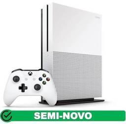Xbox one S 500gb Garantia aceito cartão (Somos Loja Física)