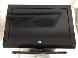 "Título do anúncio: TV Aoc  26"" modelo  D26W931 usada"
