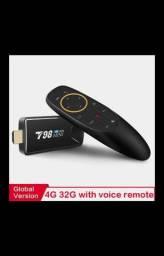 Título do anúncio: Tv Stick T98 mini Bluetooth