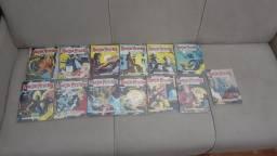 Coleção completa martim mystere. Editora Globo