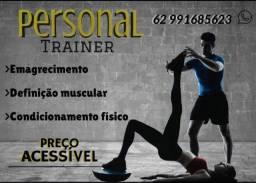 Título do anúncio: Personal trainer e treino funcional