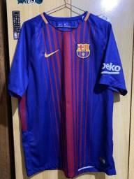 Camisa Barcelona 2017/2018