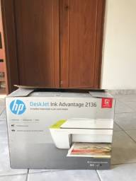 Impressora HP deskjet Ink Advantage 2136