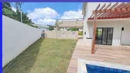 Condomínio passaredo já Mobilhada Casa 3 Suítes Ponta Negra